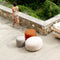 Tribù Outdoor Poufs L
