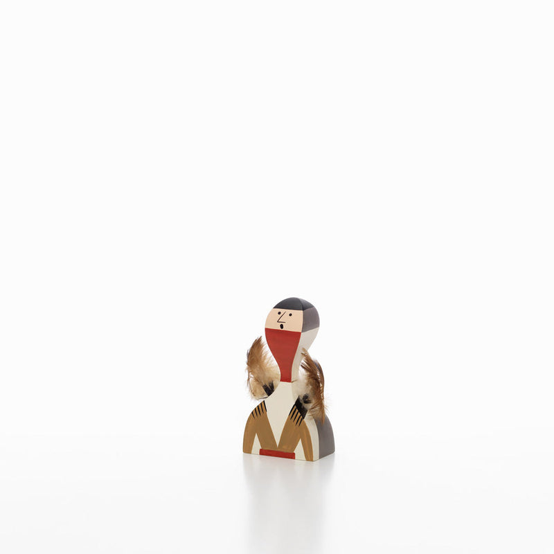 Vitra Accessoires Wooden Doll No. 10
