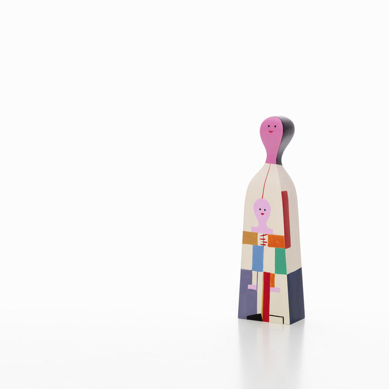 Vitra Accessoires Wooden Doll No. 4
