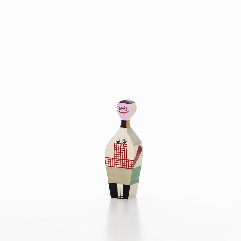 Vitra Accessoires WOODEN DOLL NO. 8 Holzpuppe