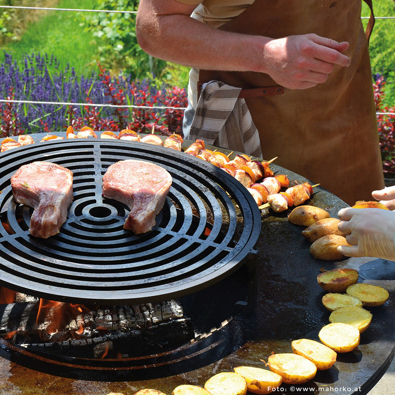 Ofyr Accessoires Grill Round 85