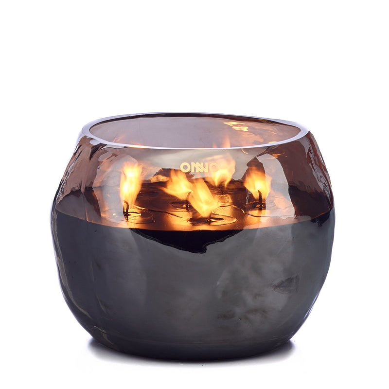 Onno Candle Cape Smoked Grey M - Muse