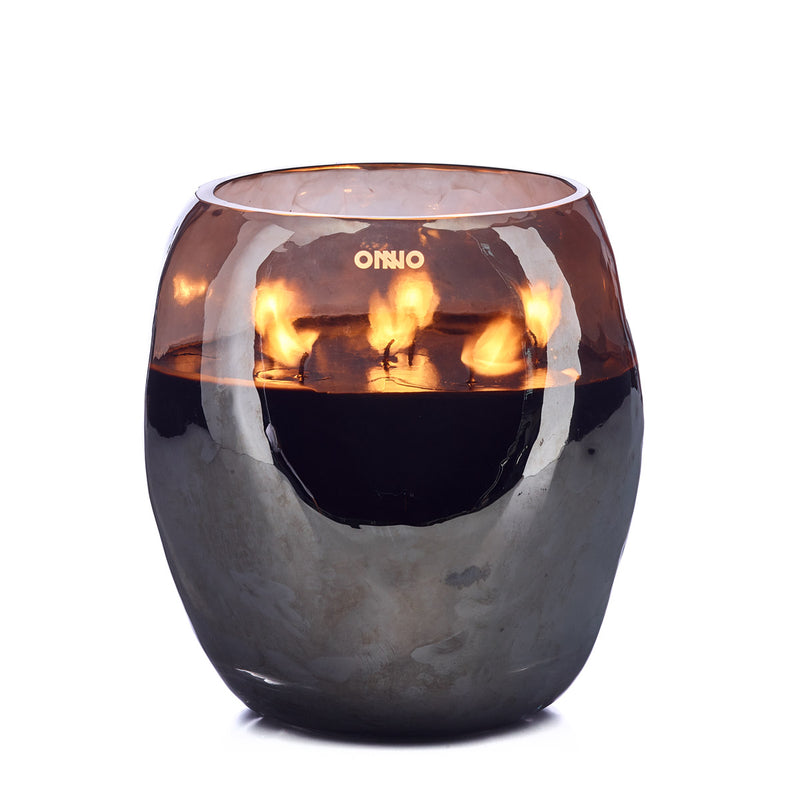 Onno Candle Cape Smoked Grey L - Muse