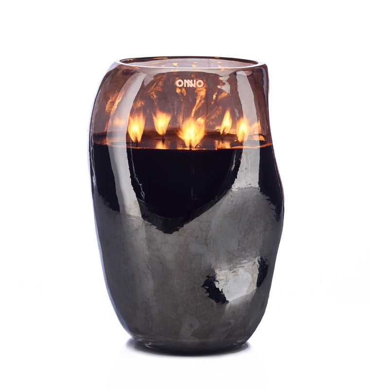 Onno Candle Cape Smoked Grey XL - Muse