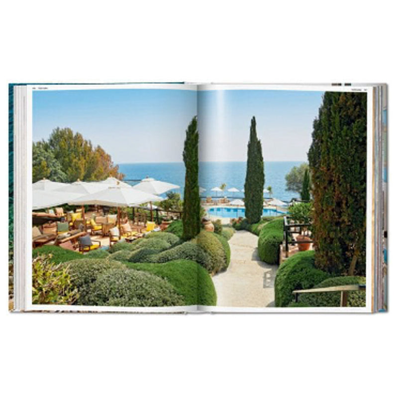 "New Mags Buch ""Great Escapes Italy"""