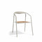 Manutti Duo Chair Flint - Teak