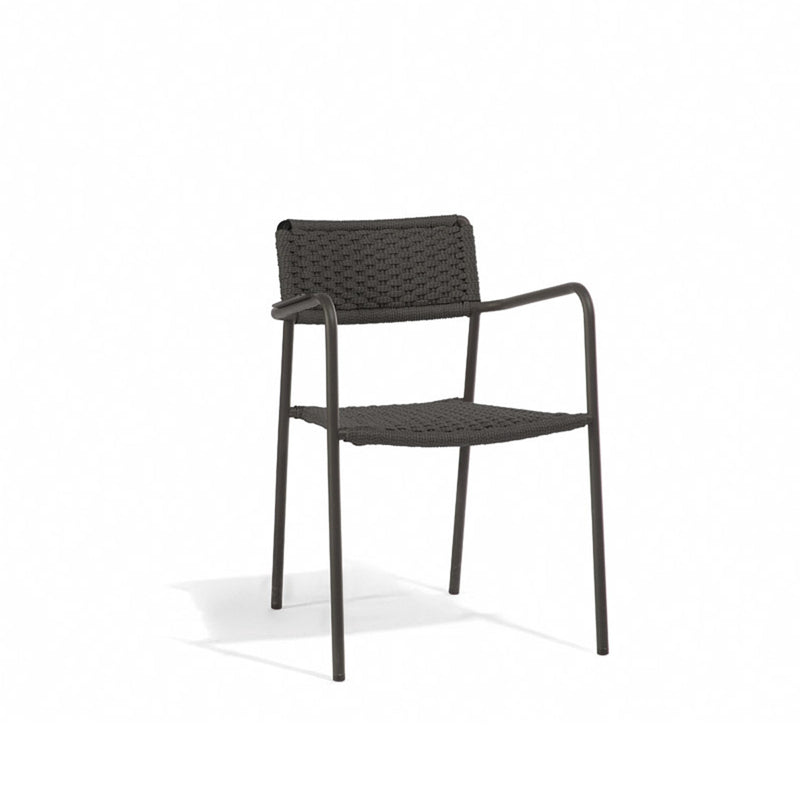 Manutti Echo Chair Lava - Anthracite/Bronze