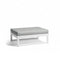 Manutti Fuse Large Sidetable/Footstool White