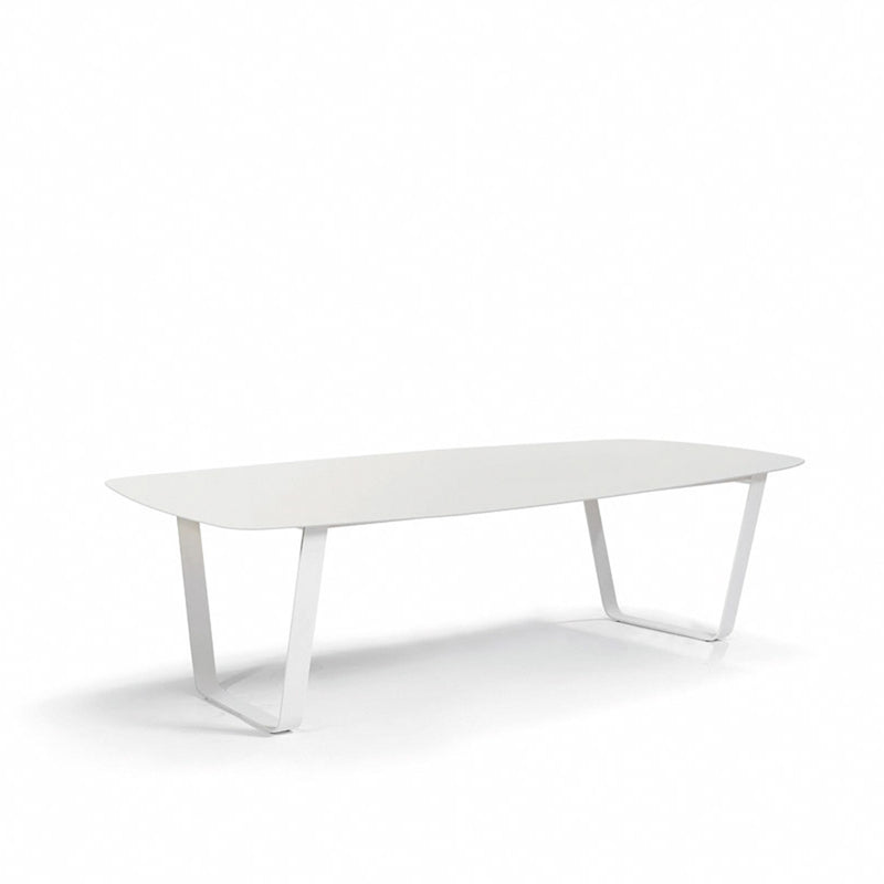 Manutti Air Dining Table White 264x118
