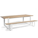 Manutti Prato Bench White