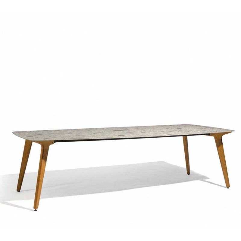 Manutti Torsa Dining Table Teak 264