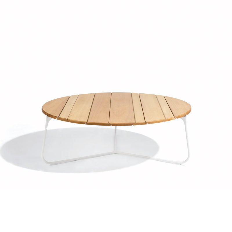 Manutti Mood Lounge Table White 100