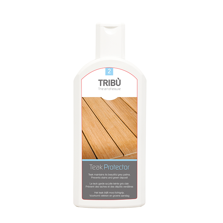 Tribù Teak Protector Grey Colour