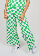 Load image into Gallery viewer, Captain Knit Pant - Fast Time Green