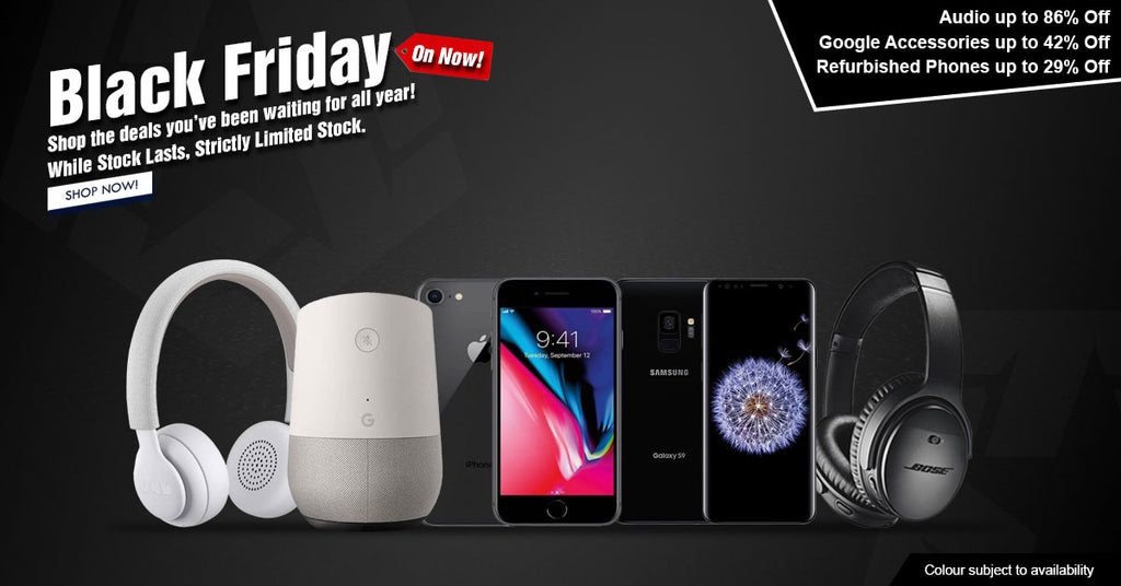 Black Friday Sale 26 30 November Techcrazy New Zealand