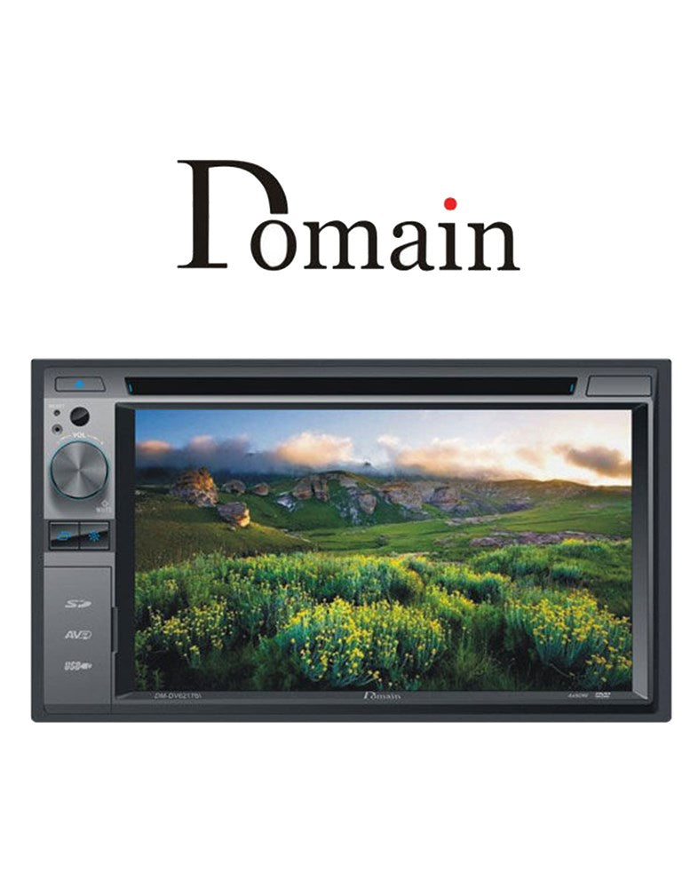 Domain DVD DM-DV6217BT (Brand New)