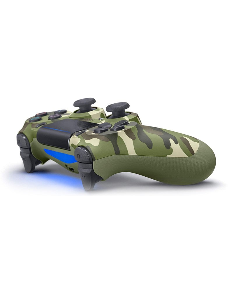 Sony PlayStation DUALSHOCK 4 Controller Green Camo (Refurbished)