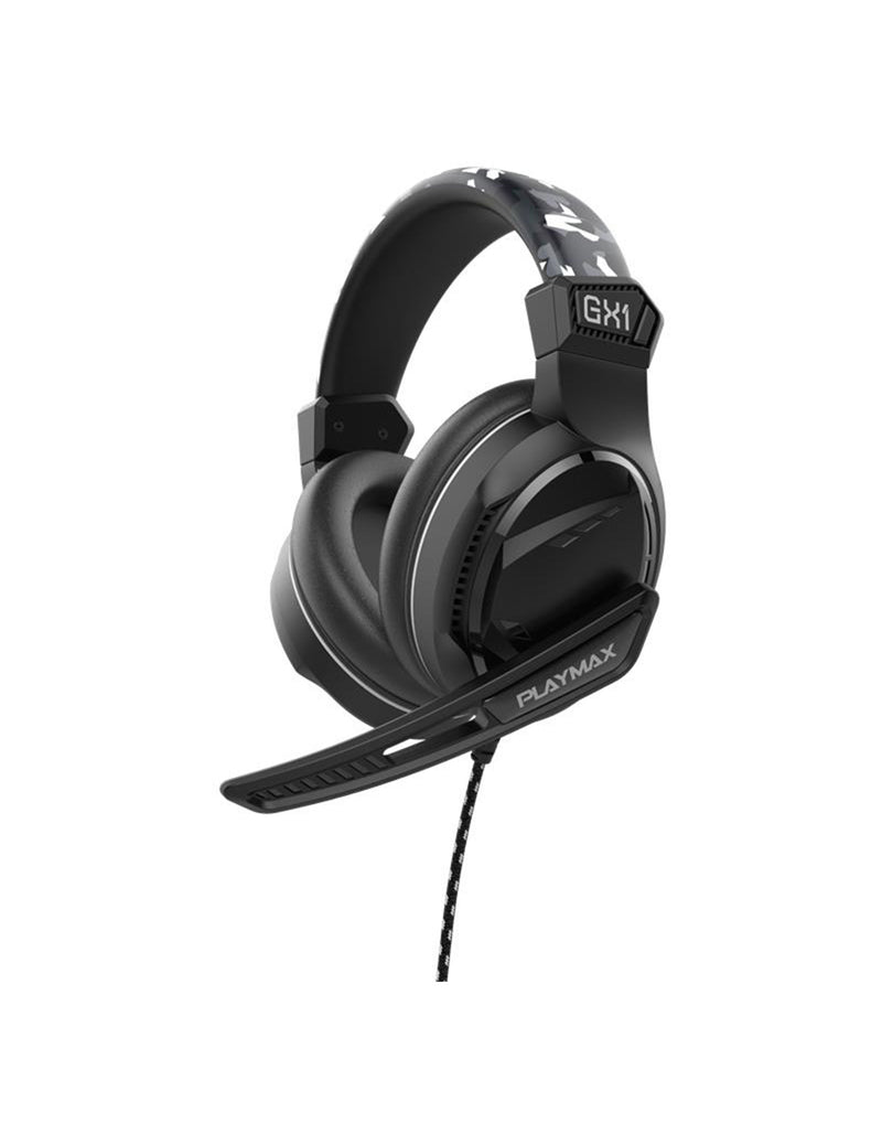 Playmax GX1 Universal Gaming Headset Camo