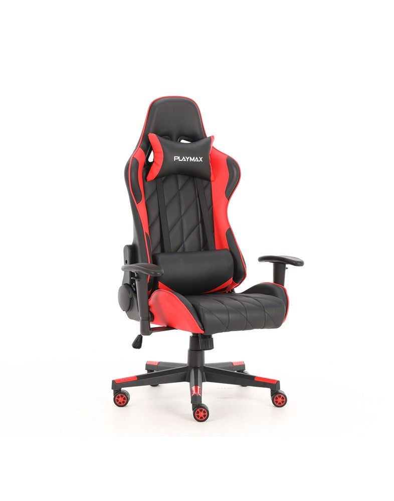 Playmax Elite Gaming Chair Red and Black