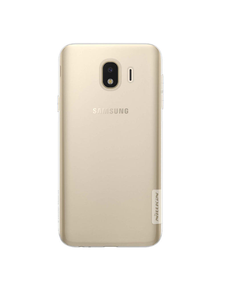 Nillkin Galaxy J4 Nature TPU Case White