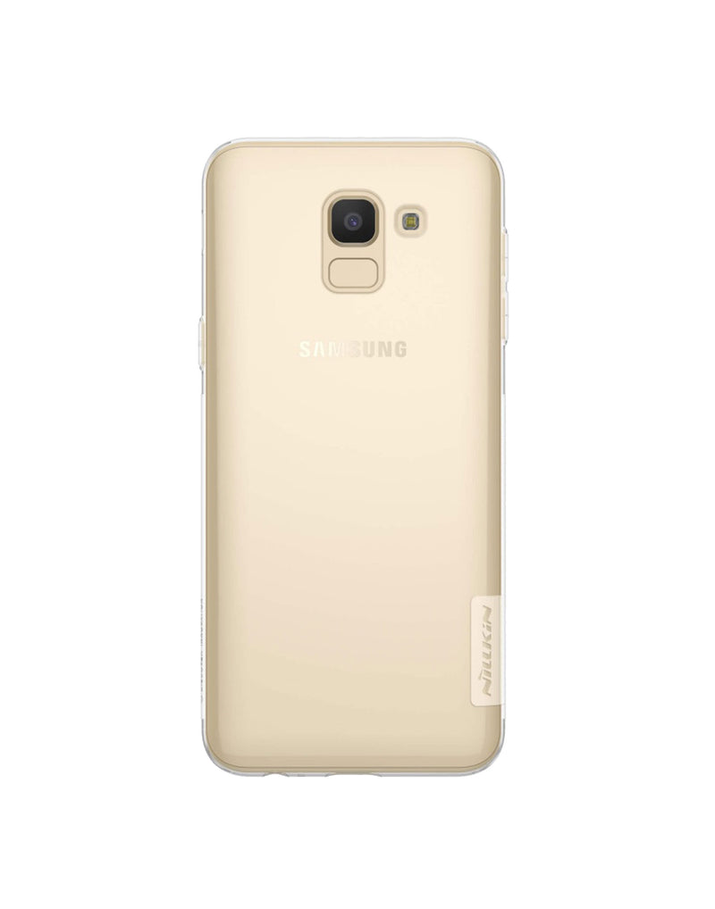Nillkin Galaxy J6 Nature TPU Case White (5463052419233)