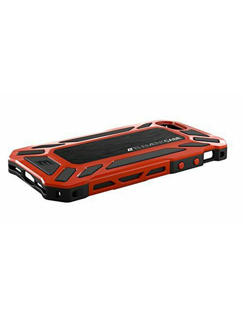 Element Roll Cage Drop Shock Case For iPhone 7/8 For High Impact Protection Red (5669329502369)