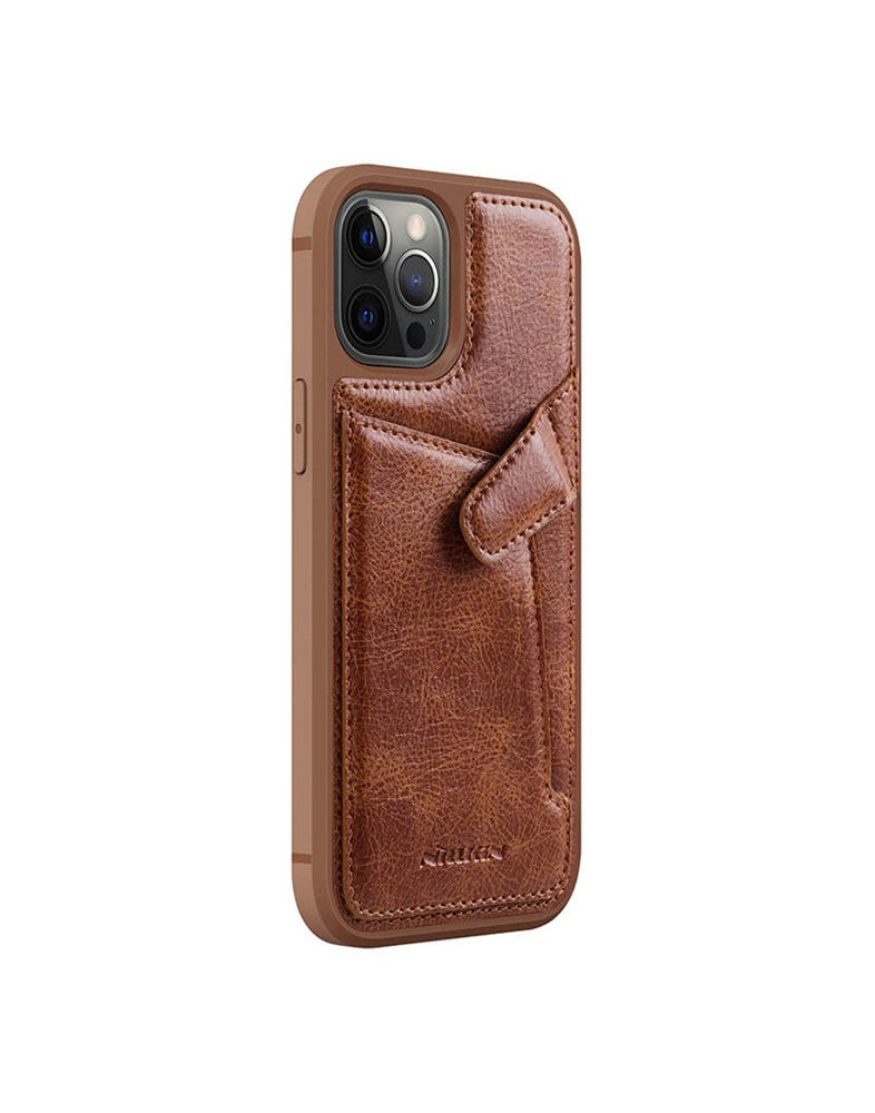 Nillkin iPhone 12 Pro Max Aoge Leather Case