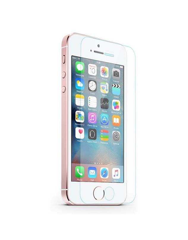Apple iPhone 5/5S Tempered Glass (5572468670625)