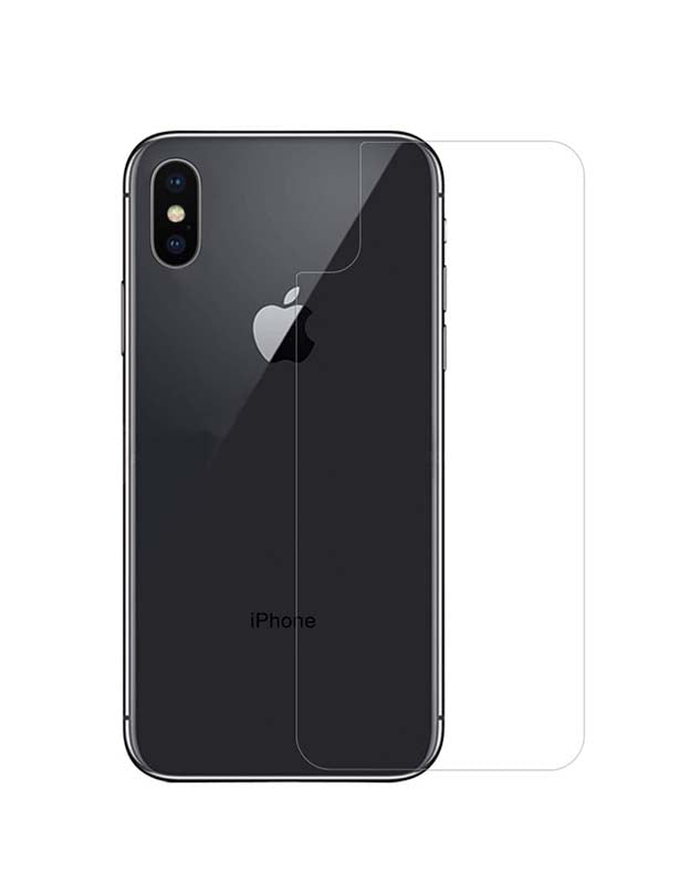 Nillkin iPhone XS Max (Back) H Series Tempered Glass (5453906444449)
