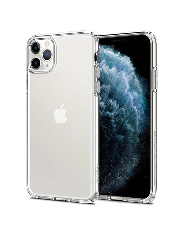 Apple iPhone 11 PRO TPU Case (Clear) (5635632922785)