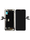 Apple iPhone X LCD Replacement Black (Brand New) (5523088375969)