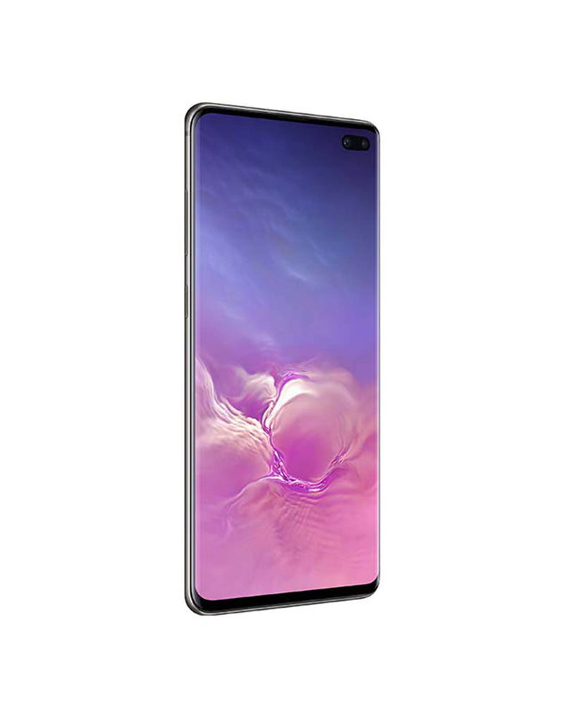 "Samsung Galaxy S10 Plus 128GB 8GB RAM, Triple Rear Camera, 6.4"" Display Unlocked (Refurbished) (5755709522081)"