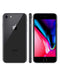 "Apple iPhone 8, 256GB 2GB RAM, 12MP Rear Camera, 4.7"" Display, Space Grey, Unlocked (Refurbished) (5717017460897)"