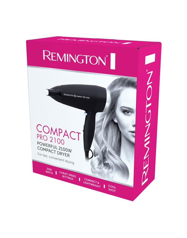 Remington Compact Pro Hair Dryer (Brand New)