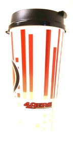 San Francisco 49ers Travel Mug - Insulated Travel Tumbler