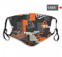 Load image into Gallery viewer, Baltimore Orioles Face Mask - Reuseable, Fashionable, Several Styles