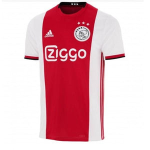 Ajax Home 19/20 Jersey - Custom Any Name or Number