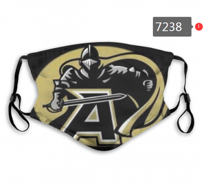 Army Black Knights Face Mask - Reuseable, Fashionable, Washable