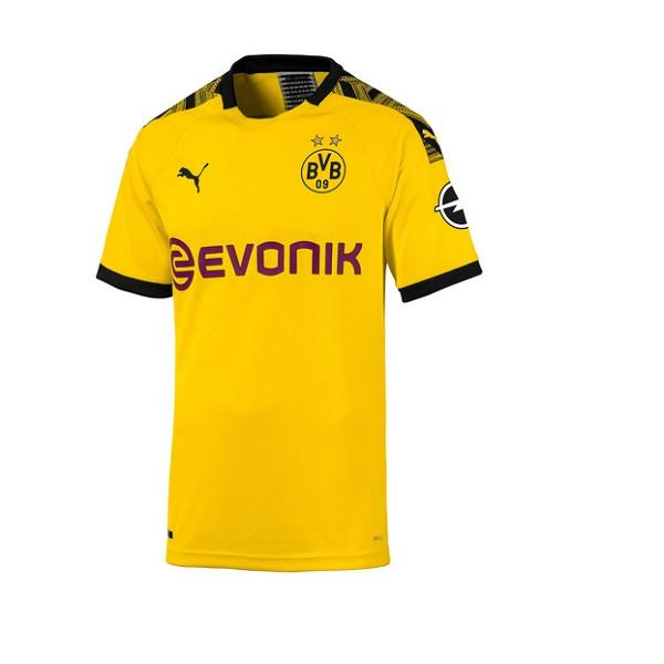 Borussia Dortmund Home 19/20 Jersey - Custom Any Name or Number