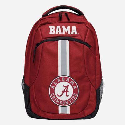 Alabama Crimson Tide Backpack - Action Backpack
