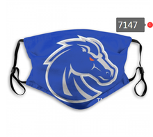 Load image into Gallery viewer, Boise State Broncos Face Mask - Reuseable, Fashionable, Washable
