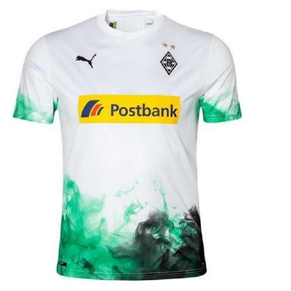 Borussia Monchengladbach Home 19/20 Jersey - Custom Any Name or Number
