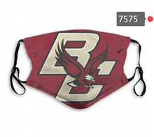 Load image into Gallery viewer, Boston College Eagles Face Mask - Reuseable, Fashionable, Washable