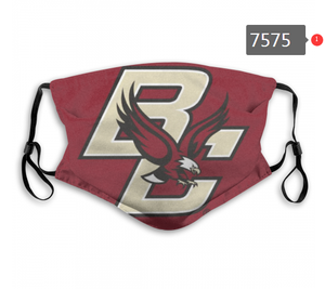 Boston College Eagles Face Mask - Reuseable, Fashionable, Washable