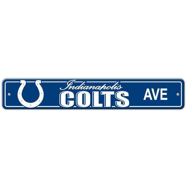 Indianapolis Colts Sign - Street Sign - 4