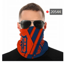 Load image into Gallery viewer, Detroit Tigers Face Mask - Bandana, Neck Gaiter, Reuseable, Washable
