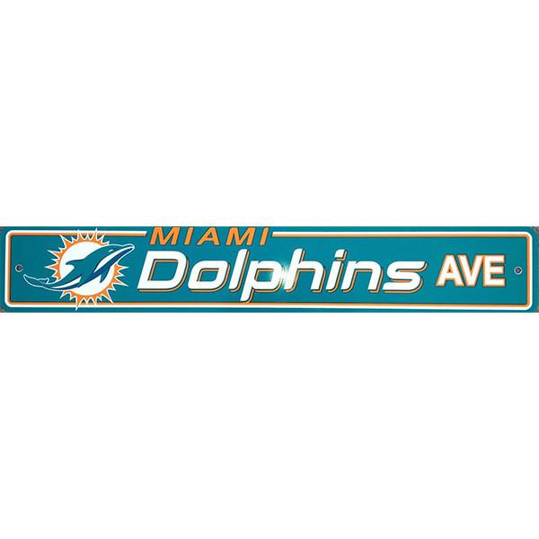 Miami Dolphins Street Sign - 4
