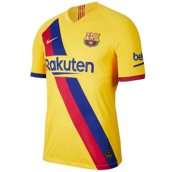 Barcelona Away 19/20 Jersey - Custom Any Name or Number