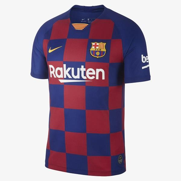 Barcelona Home 19/20 Jersey - Custom Any Name or Number
