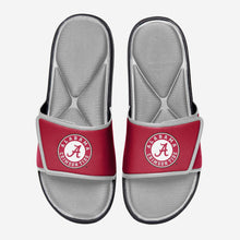 Load image into Gallery viewer, Alabama Crimson Tide Slides - Foam Sport Slide
